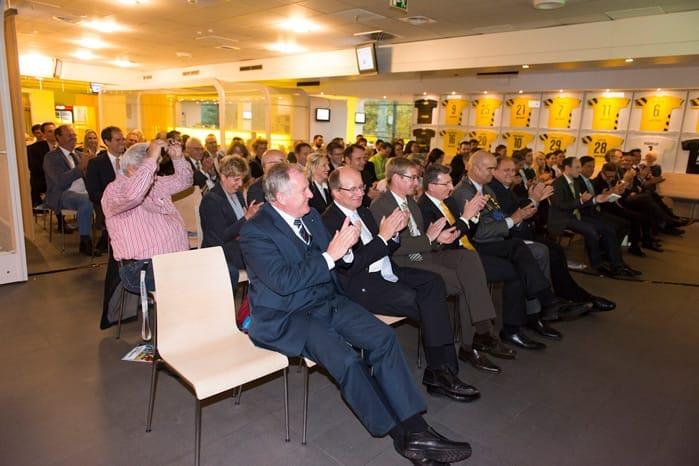 Steil bergab Topgründer Preisverleihung 2014