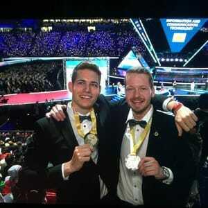 Zwei  Goldmedaillen hat das deutsche Team der WorldSkills 2019 in Kasan geholt. Gratulation