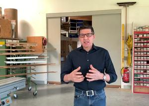 Corona-Videobotschaft Udo Herrmann
