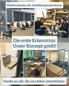 Kreishandwerkerschaft Cloppenburg: Neustart der Ausbildung nach Corona