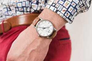 Christoph Mätzold Glashütte-Armbanduhr
