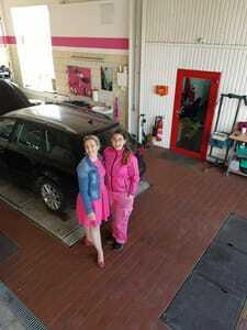 #achsiesindhierderchef Lydia & Carolin Gahse