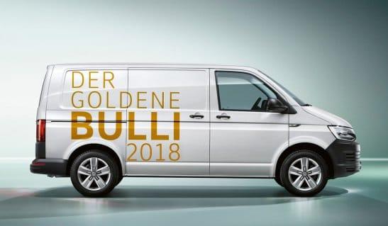 Der Goldene Bulli 2018