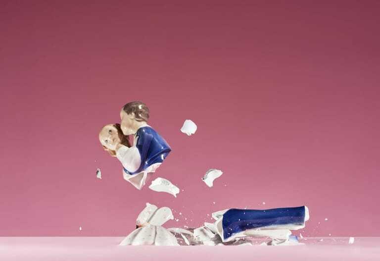 Scheidung und Betrieb