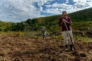 Ecuador-nachhaltige Landwirtschaft unterstützen