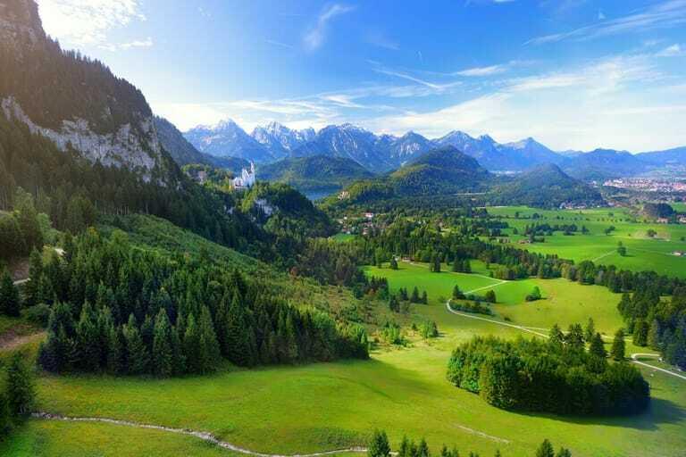 Bayrisches Oberland