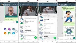 WhatsApp-Kolumne von Michael Elbs