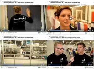 Wie der zweite Tag bei Teilnehmern und Teammitgliedern gelaufen ist, zeigt dieses Video von WorldSkills Germany.