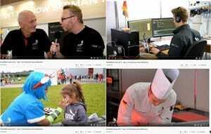 Wie nach jedem Wettkampftag bietet WorldSkills Germany wieder einen Videorückblick mit Interviews.