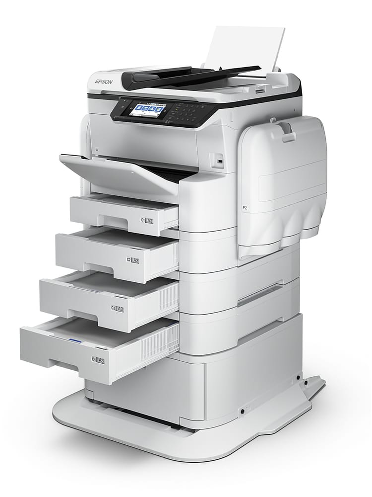 Neuer Drucker mit 84.000 Seiten Reichweite