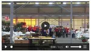 WorldSkills Germany postet ein kurzes Video vom Sport bei den Landschaftsgärtnern.