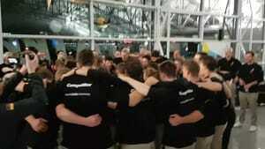 Freunde, Familie, Fans erwarten das deutsche Team der WorldSkills 2019 wieder zurück in Frankfurt.