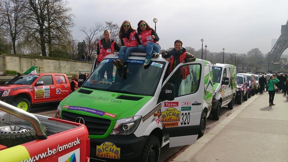 Rallye Aïcha des Gazelles 2014