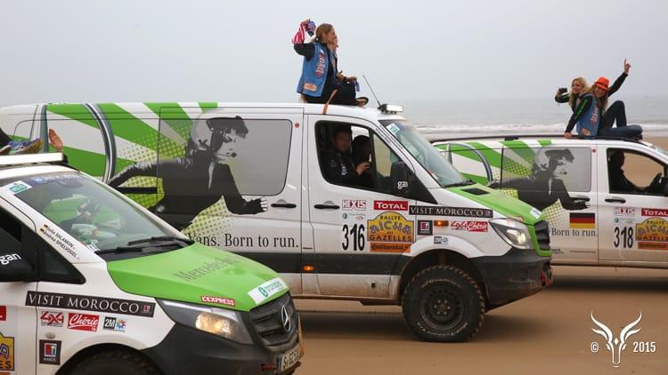 Finale in Essouria 2015 - Rallye