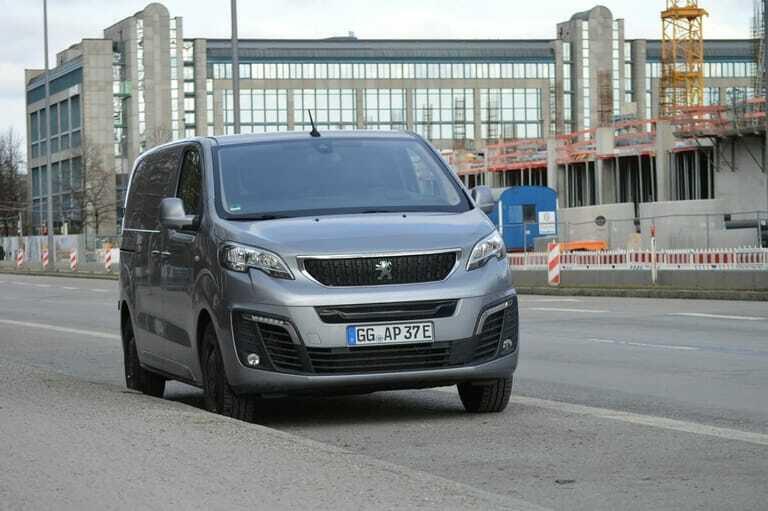 Peugeot e-Expert Kastenwagen Avantage L2