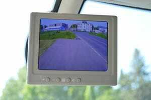 Rear-View-Kamera Renault Express Blue dCi 75/95