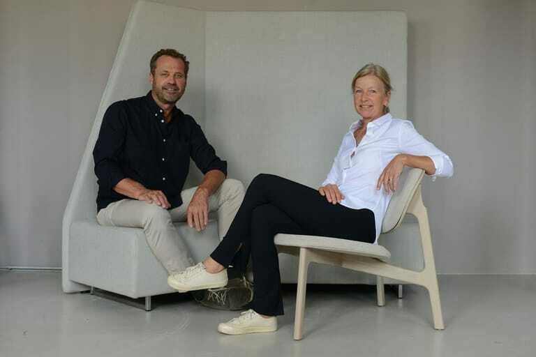 Birgit Gämmerler und Peter Gaebelein