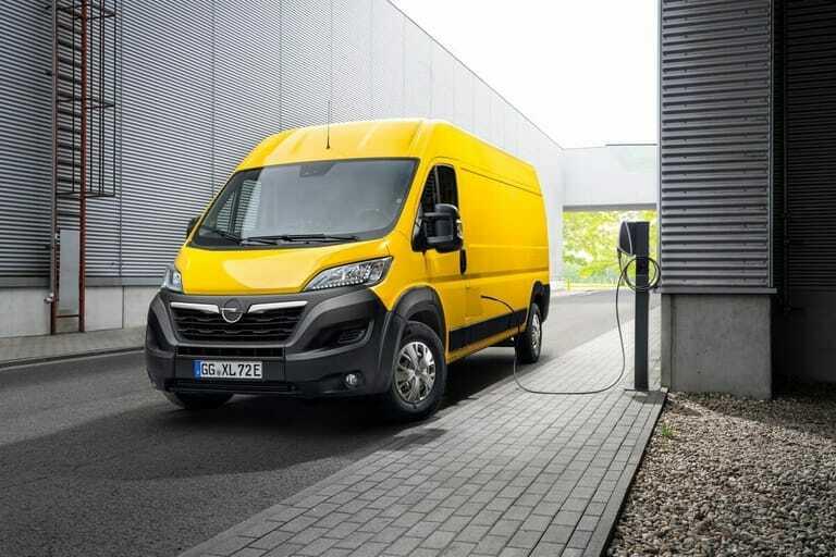 Opel Movano e