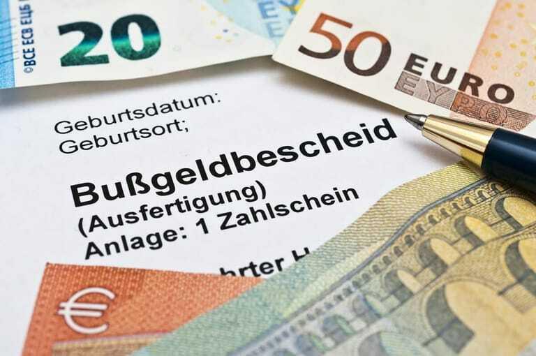 Bußgeldtabelle Arbeitsschutz: Was Verstöße kosten