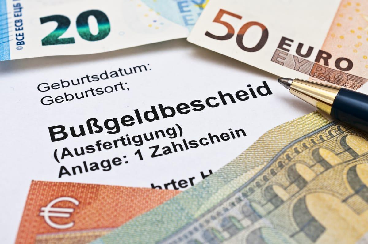 Bußgeld: Das kosten Arbeitsschutz-Verstöße