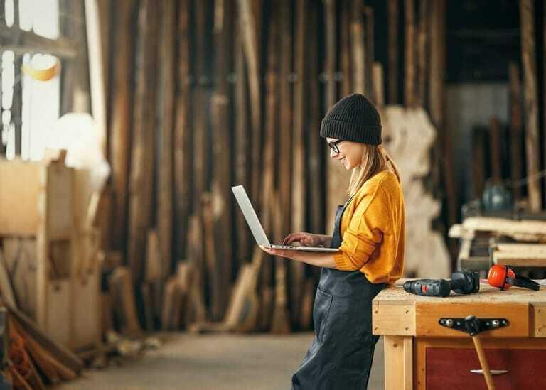 Digitalisierungsbarometer Frauen im Handwerk