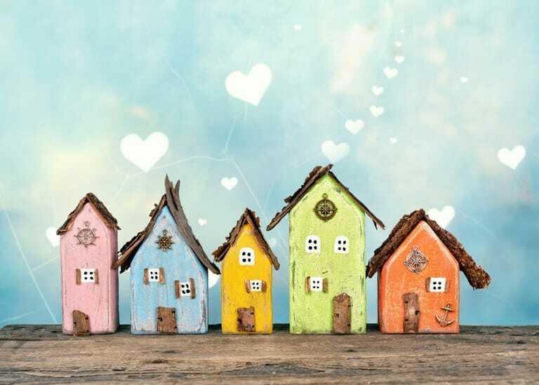 Die beliebteste Altersvorsorge ist das Eigenheim