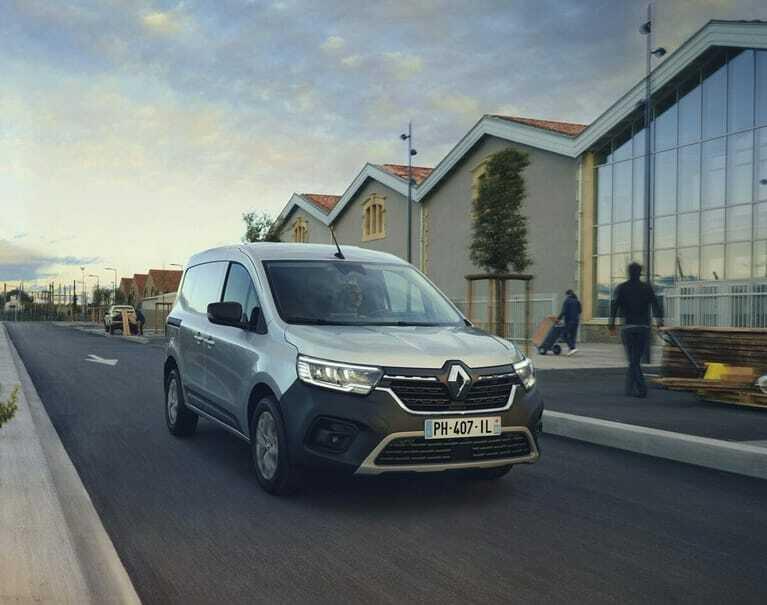Stadtlieferwagen Renault Kangoo Rapid/Kangoo Rapid Maxi