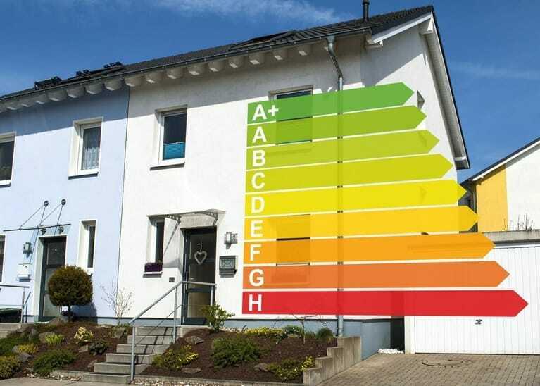 Energieverbrauch Haus, energieoptimiertes Bauen