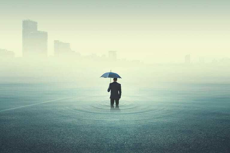 Elementarschutz: Damit Sie bei Extremwetter nicht im Regen stehen.