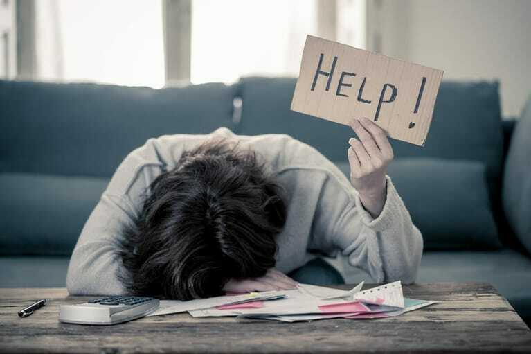 Eine Kreditbeantragung kann schwierig sein - muss sie aber nicht