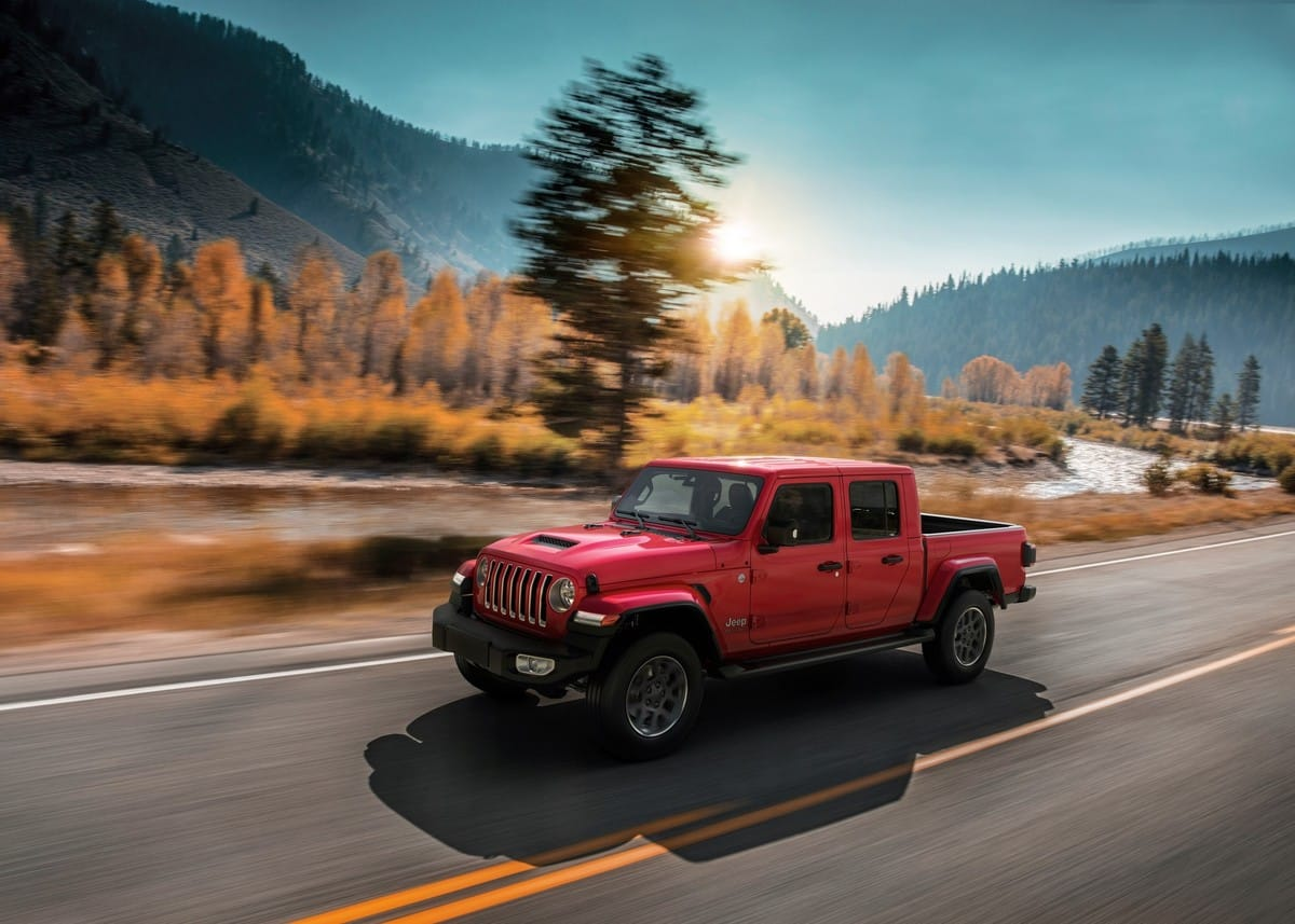 Jeep Gladiator: Ein Pick-up fürs Handwerk?