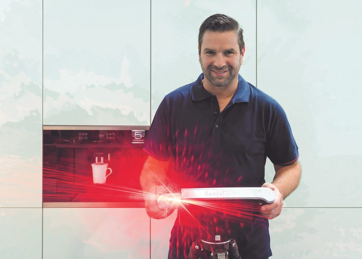 3D-Aufmaß mit Lasertechnik: So wird das Zuhause zum Showroom