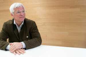Peter Aicher, Vorsitzender von Holzbau Deutschland