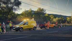 Stadtlieferwagen Renault Express