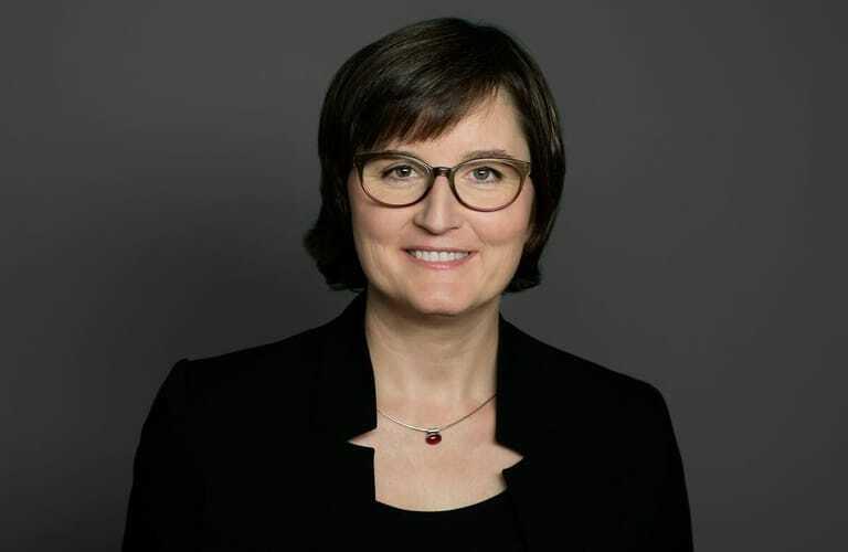 Ursel Weißleder ist Senior Professional Energieeffiziente Gebäude bei der ?Deutsche Energie-Agentur (dena)