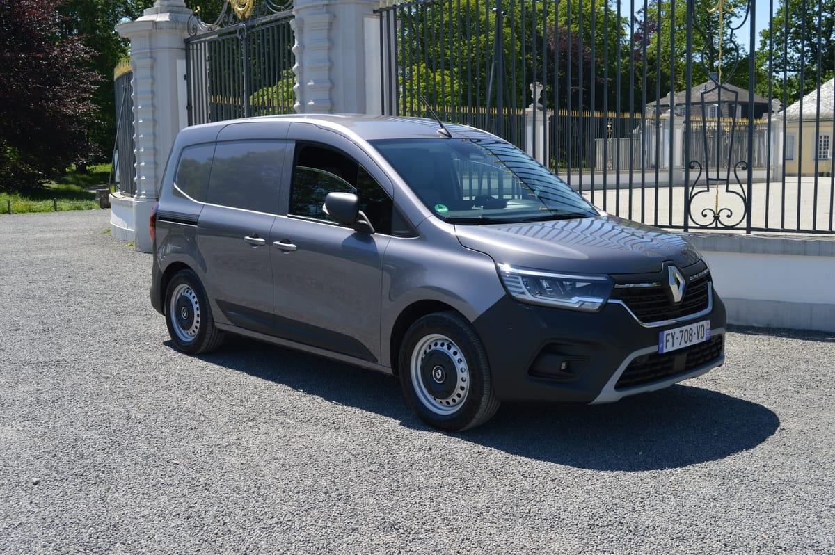 Renault Kangoo: Die dritte Dimension