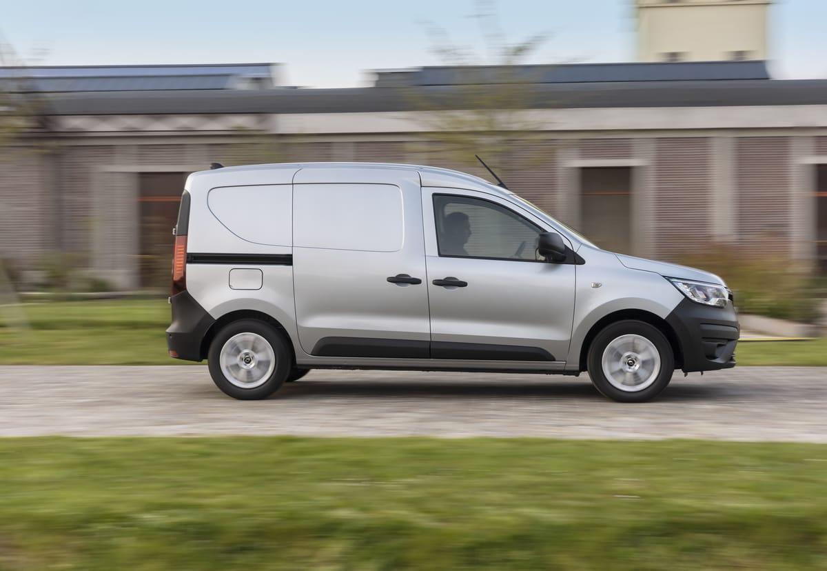 Renault Express Blue: Mehrwertstrategie