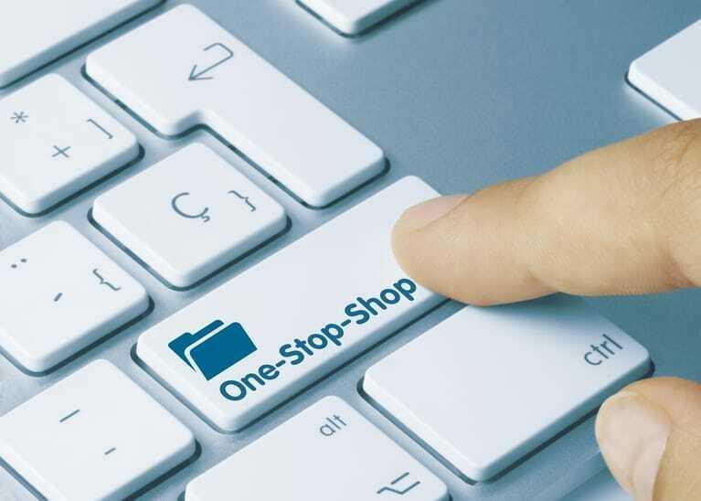 One-Stop-Shop-Verfahren
