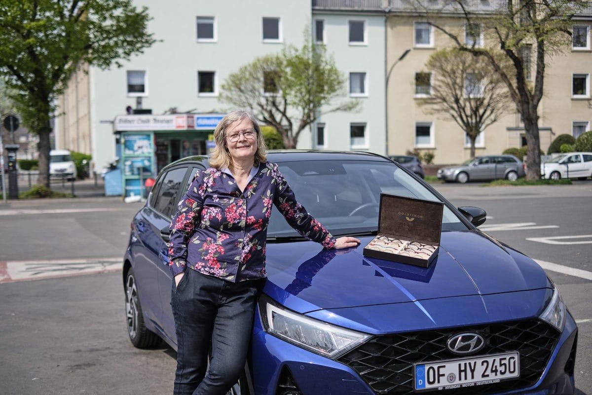 "Hyundai i20: ""Angenehmes Fahrgefühl"""