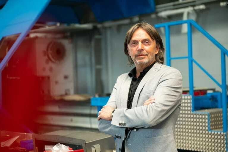 Willi Seiger, Geschäftsführer der Willi Seiger GmbH in Lippstadt