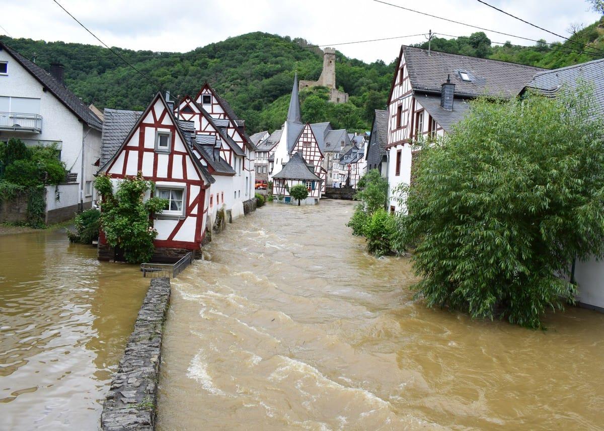 Hochwasserkatastrophe: So können Sie als Handwerker helfen