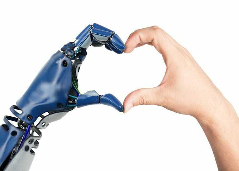 Roboter und Mensch kollaborieren immer häufiger.