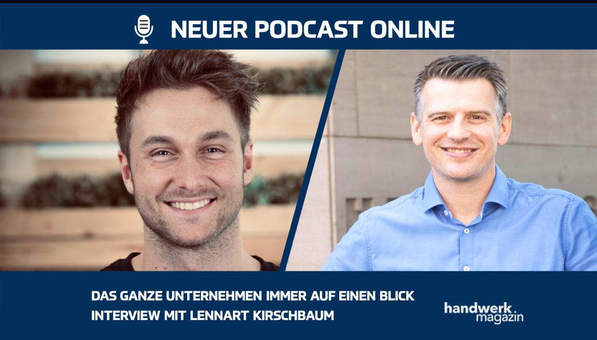 Mit gezielter Datenauswertung den Betrieb immer im Blick: Interview mit Lennart Kirschbaum
