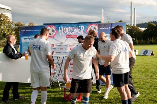 Handwerker Cup 2015 in Stuttgart