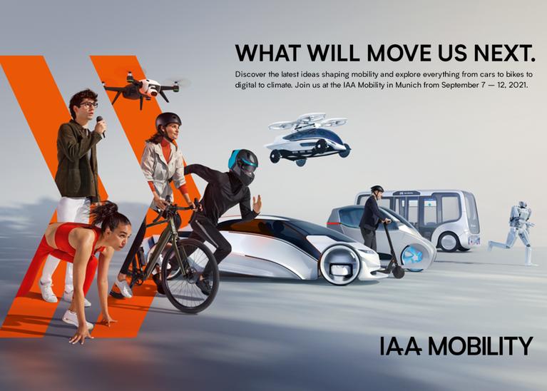 IAA 2021 Mobility
