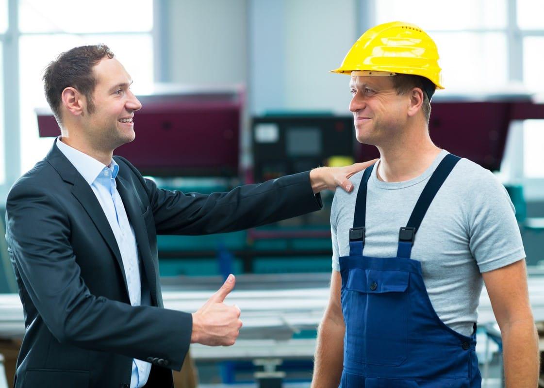 Mitarbeiterführung 4.0: Warum ein Lob positiv für die Gesundheit ist