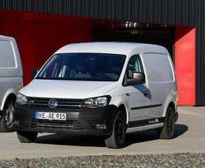 VW ABT e-Caddy Maxi
