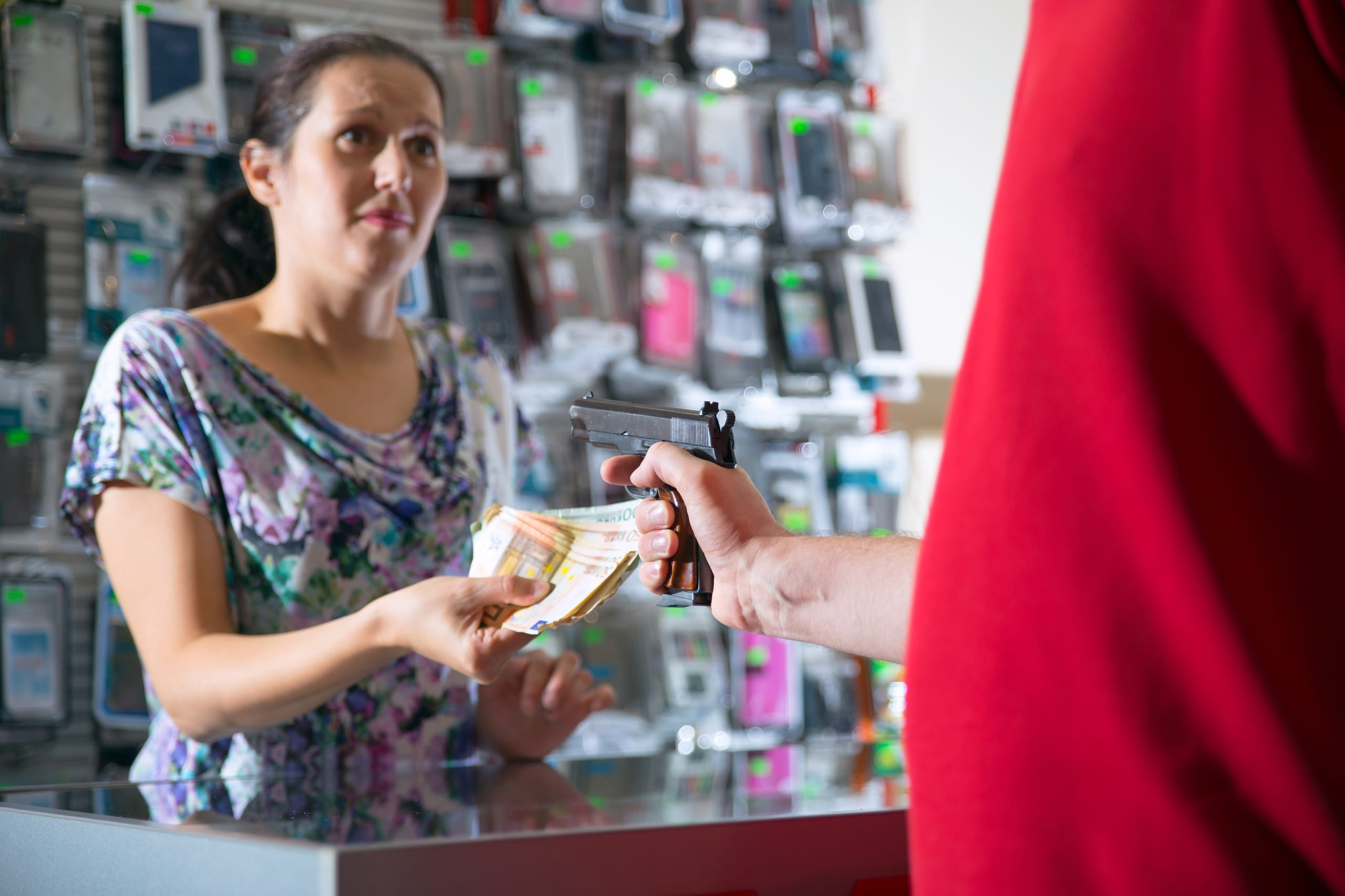 Überfälle auf Händler: Wie sich Ladenbesitzer vor Dieben schützen können