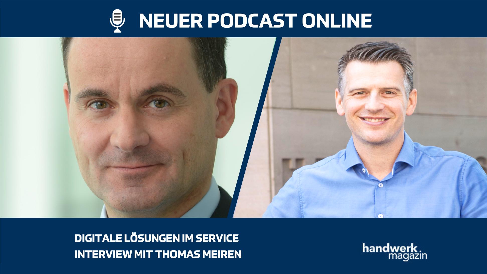 Brandneue Insights zu Smart Services: Interview mit Thomas Meiren